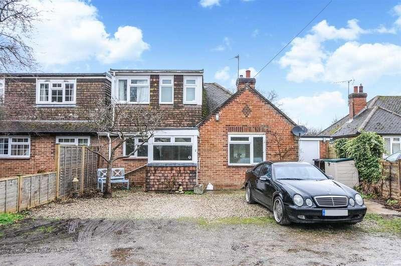 3 Bedrooms Semi Detached House for sale in Barnham Lane, Walberton
