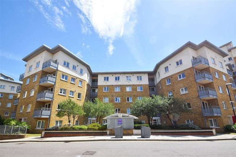 2 Bedrooms Apartment Flat for sale in John Bell Tower, Pancras Way, Bow, E3