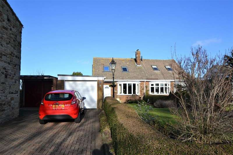 2 Bedrooms Bungalow for sale in Tudhoe Village, Spennymoor