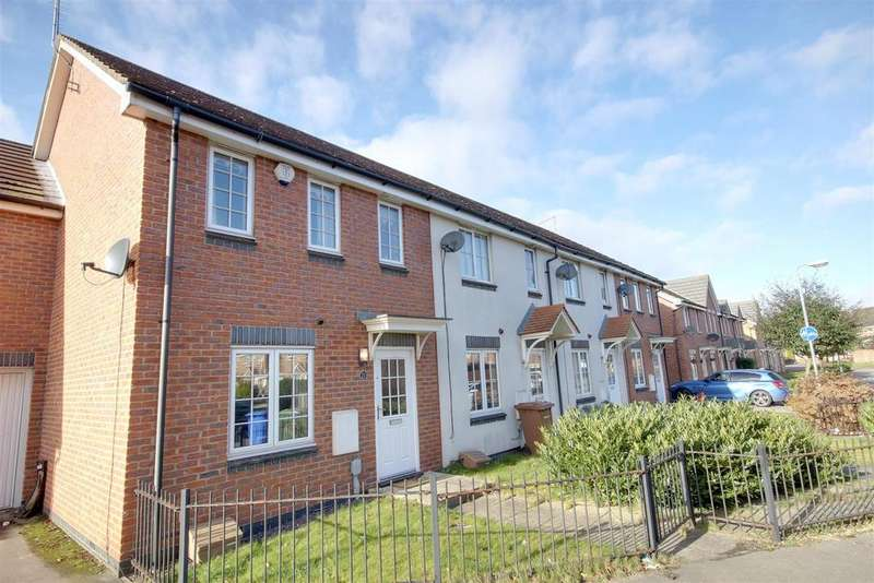 3 Bedrooms End Of Terrace House for sale in Swale Road, Brough