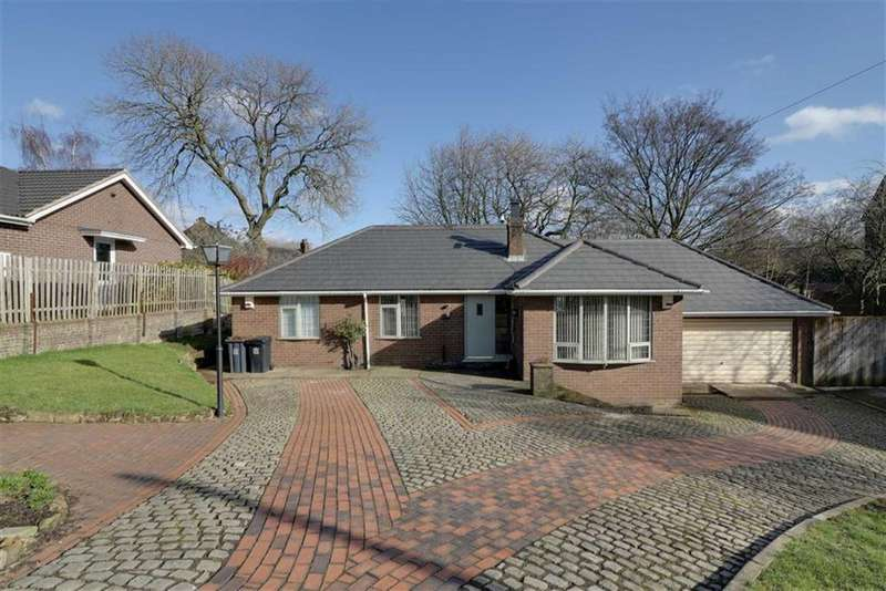 3 Bedrooms Detached Bungalow for sale in Farmers Bank, Silverdale, Newcastle-under-Lyme