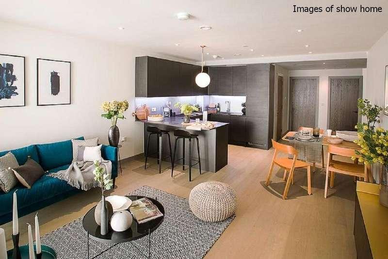 1 Bedroom Flat for sale in The Taper Building, Long Lane, London Bridge