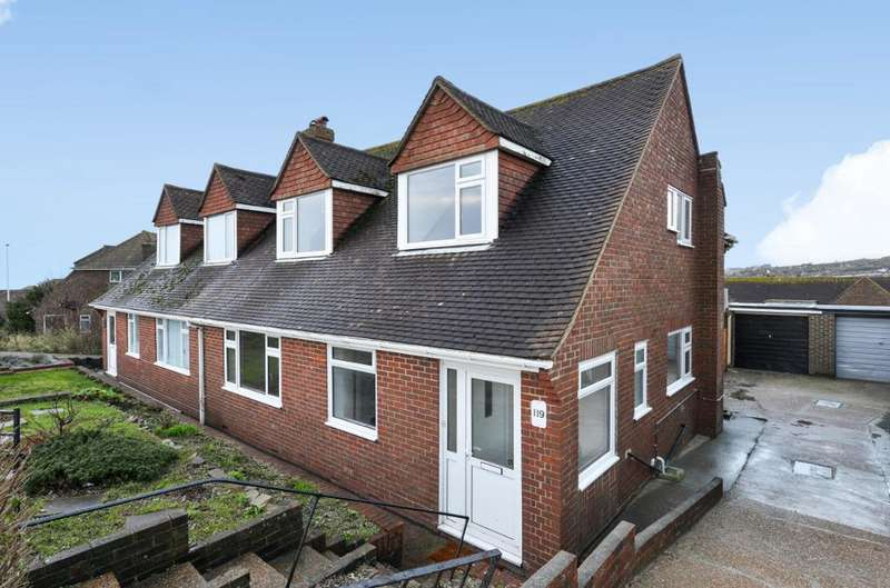 3 Bedrooms Semi Detached House for sale in Wilson Avenue Brighton East Sussex BN2