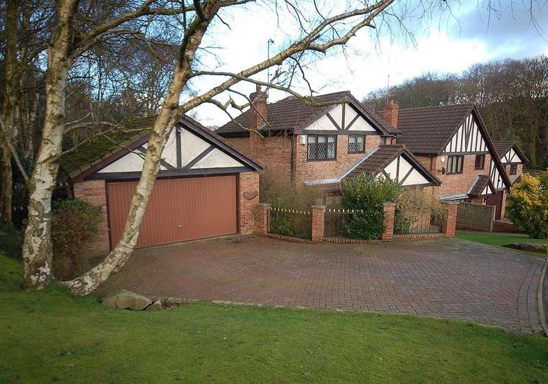 4 Bedrooms Detached House for sale in Millers View, Kidsgrove