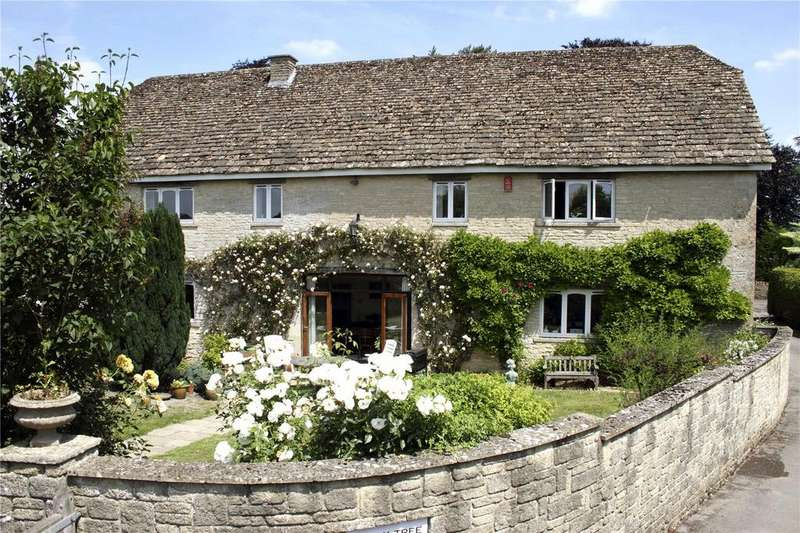 5 Bedrooms Barn Conversion Character Property for sale in Grittleton, Chippenham, Wiltshire