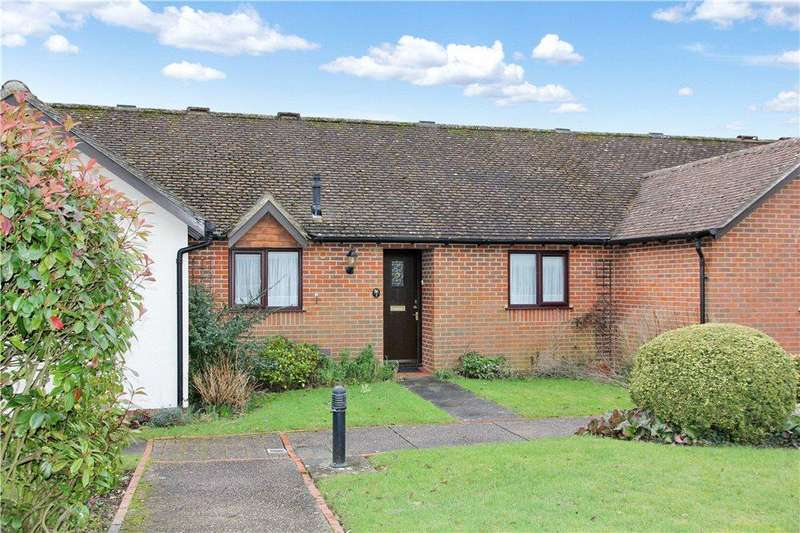 1 Bedroom Bungalow for sale in Jarmans Field, Wye, Ashford, Kent