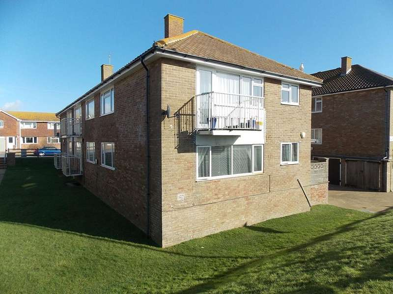 2 Bedrooms Flat for sale in Seacliffe, South Coast Road, Telscombe Cliffs, East Sussex