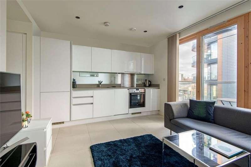 Studio Flat for sale in Cobblestone Square, E1W