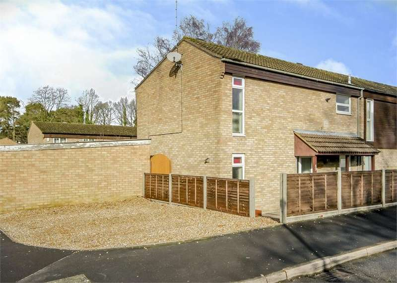 3 Bedrooms End Of Terrace House for sale in Nutley, Bracknell, Berkshire