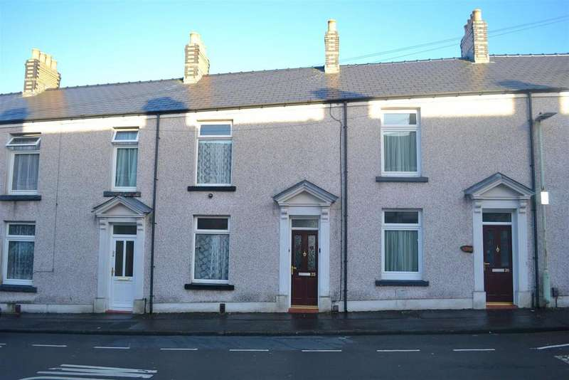 2 Bedrooms Terraced House for sale in Aberdyberthi Street, Swansea