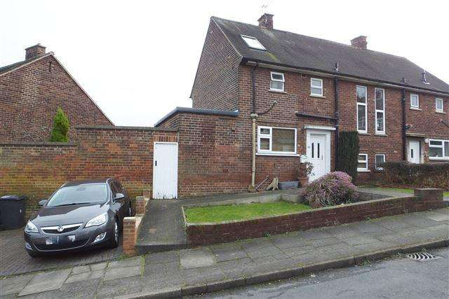 2 Bedrooms Semi Detached House for sale in Oxley Grove, Broom Valley, Rotherham, S60 2RZ