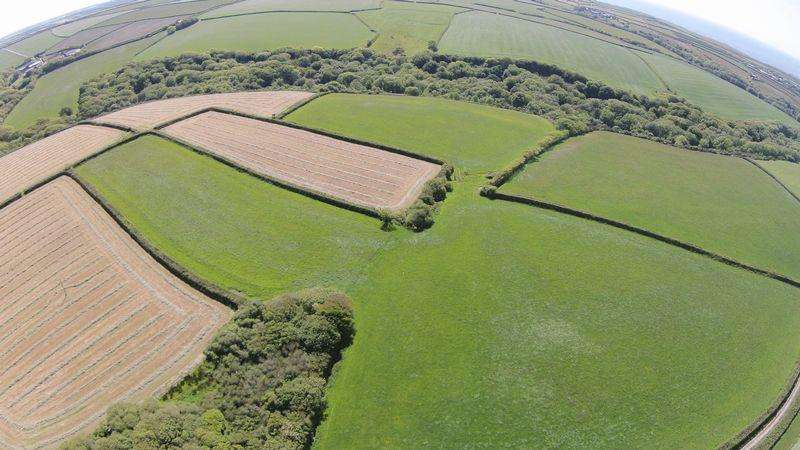 Land Commercial for sale in Edistone, Hartland