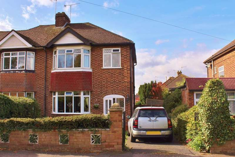 3 Bedrooms Semi Detached House for sale in Queenswood Drive, Queenswood Drive, SG4