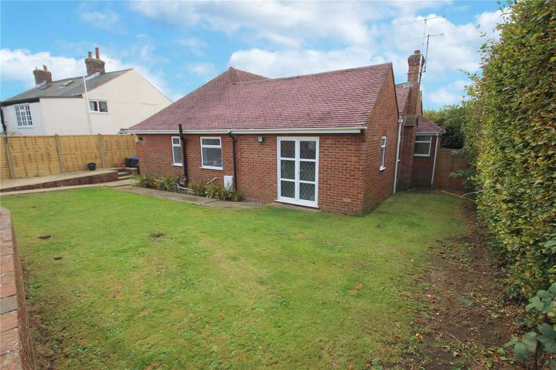 5 Bedrooms Detached Bungalow for sale in Manor Road, North Lancing, West Sussex, BN15