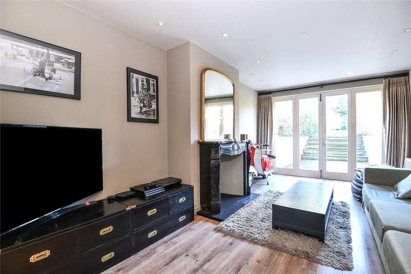 3 Bedrooms Terraced House for sale in Sebright Road, Barnet