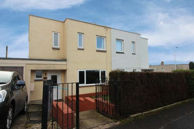4 Bedrooms Semi Detached House for sale in Wedderburn Street, Dunfermline, Fife, KY11 4SA