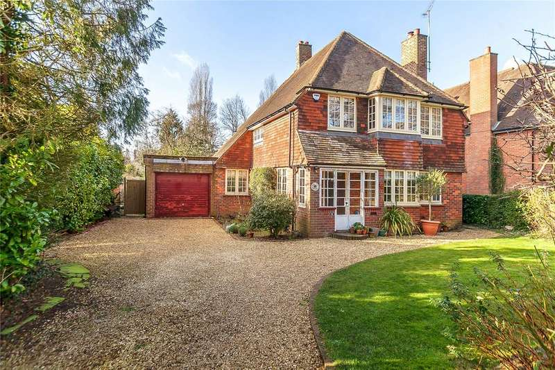 5 Bedrooms Detached House for sale in Wilton Crescent, Beaconsfield, Buckinghamshire