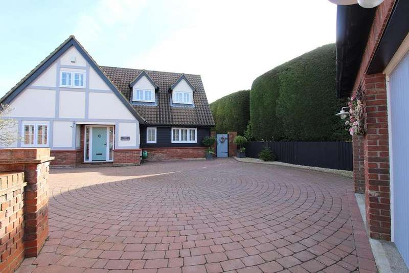 4 Bedrooms Detached House for sale in Clarkesmead, Tiptree, Colchester, Essex, CO5