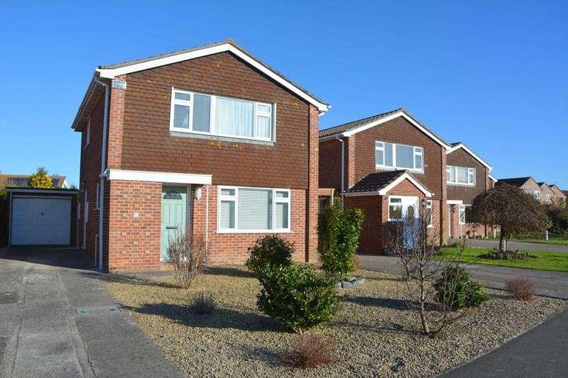 3 Bedrooms Detached House for sale in Creswick Way, Burnham-On-Sea