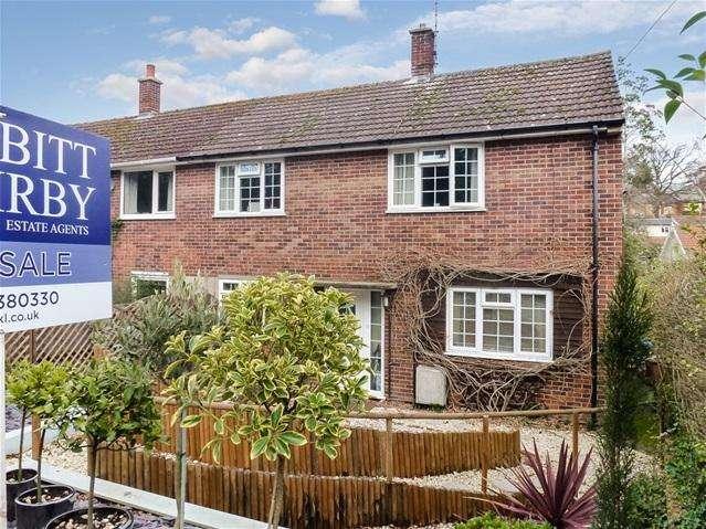 3 Bedrooms Semi Detached House for sale in Bridgewood Road, Woodbridge