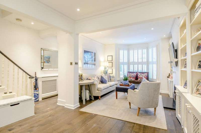 4 Bedrooms Terraced House for sale in Rosaville Road, London