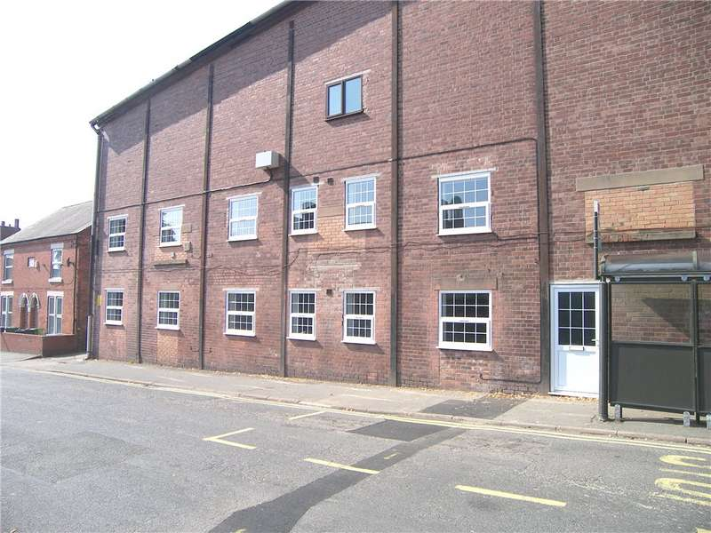 1 Bedroom Flat for rent in Wilmot Street, Heanor, Derbyshire, DE75