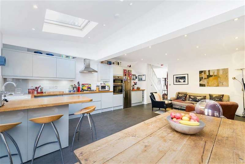 4 Bedrooms House for sale in Edencourt Road, Furzedown, London