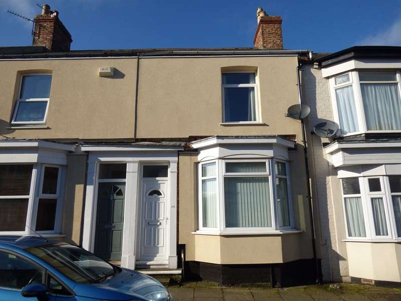 3 Bedrooms Property for sale in Castlereagh Road, Stockton, Stockton-on-Tees, Cleveland, TS19 0DL