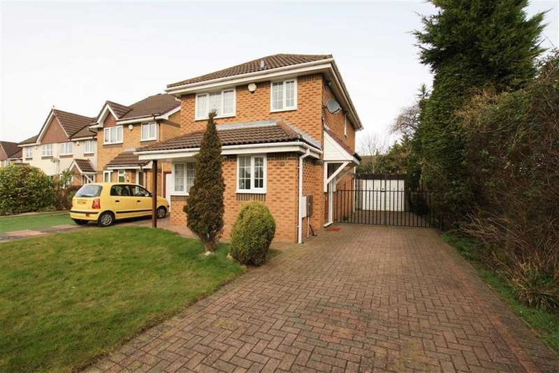 3 Bedrooms Detached House for sale in Warslow Drive, Sale