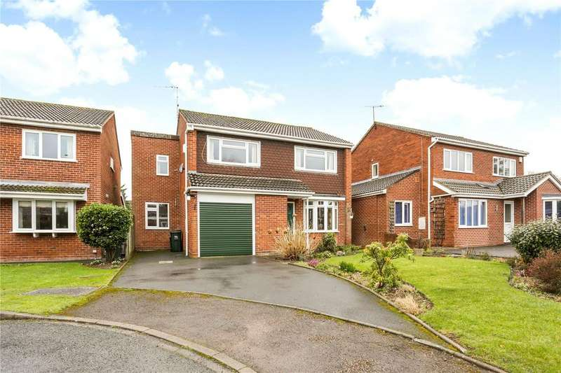 4 Bedrooms Detached House for sale in Martley, Worcester, Worcestershire
