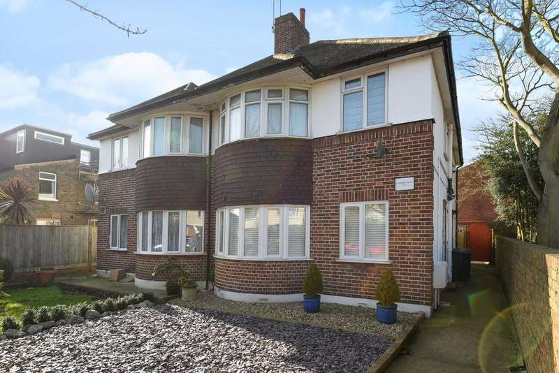 2 Bedrooms Flat for sale in Olive Road, Ealing