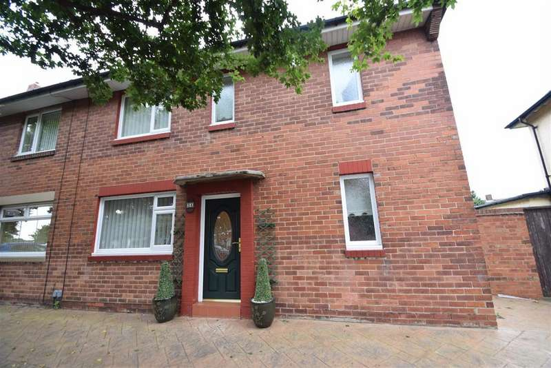3 Bedrooms Semi Detached House for rent in Shields Road, Whitley Bay