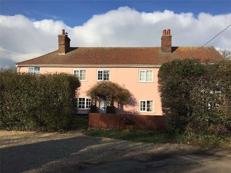 5 Bedrooms Detached House for sale in Leavenheath, Nr Colchester, Essex, CO6