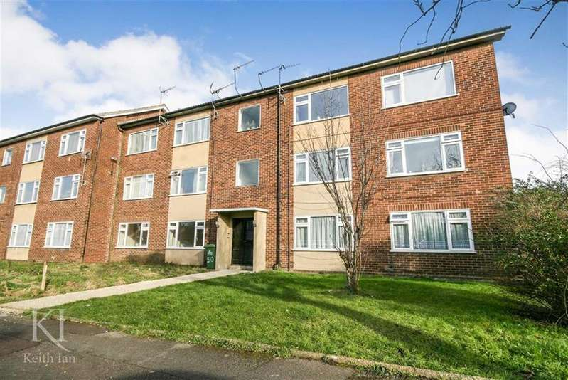 2 Bedrooms Apartment Flat for sale in Bellamy Road, Cheshunt
