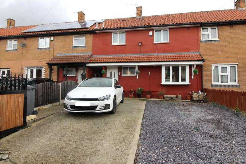 3 Bedrooms Terraced House for sale in Ollerton Road, Athersley North, Barnsley, S71