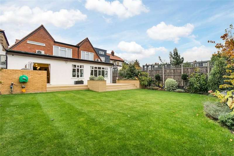 5 Bedrooms Detached House for sale in Glenburnie Road, Wandsworth, London