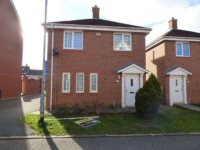 2 Bedrooms Detached House for sale in Bradgate Close, Bewsey, Warrington