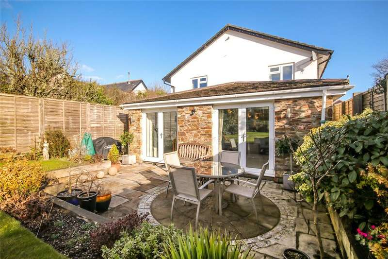 4 Bedrooms Detached House for sale in Palm Cross, Modbury, Ivybridge, Devon, PL21