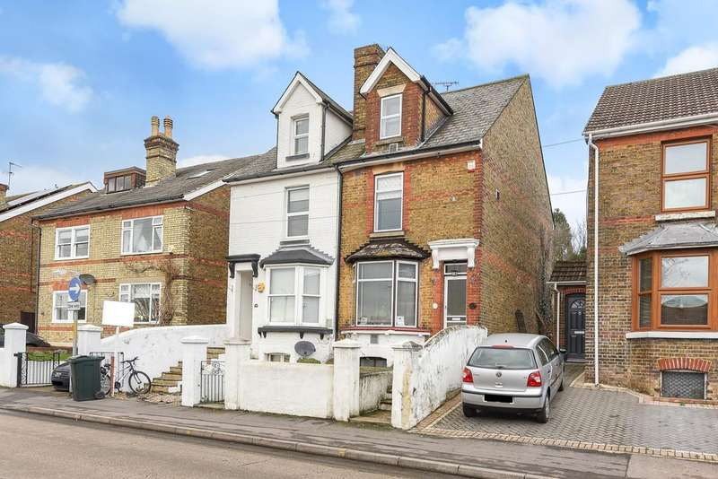 4 Bedrooms Semi Detached House for sale in Maidstone, Kent