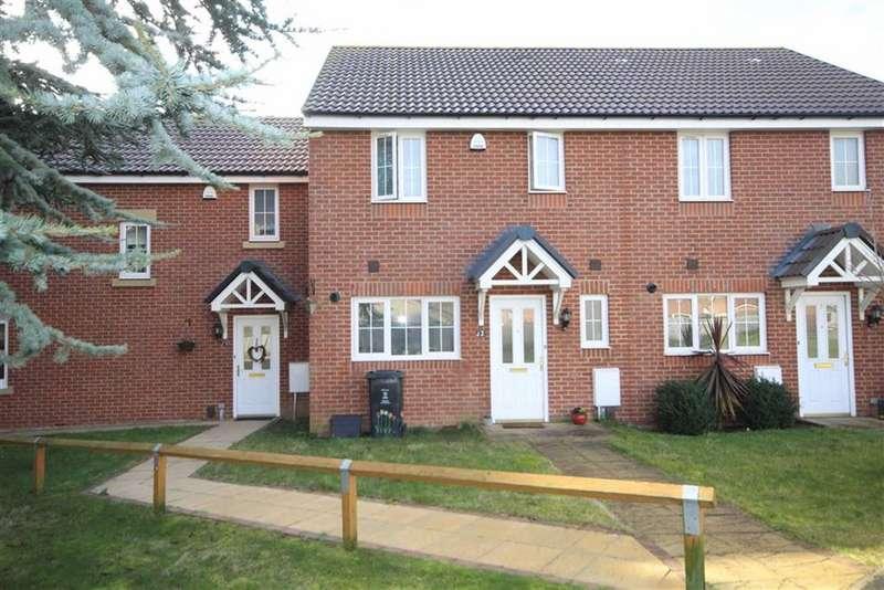 3 Bedrooms Terraced House for sale in Trowbridge Close, Swindon, Wilts