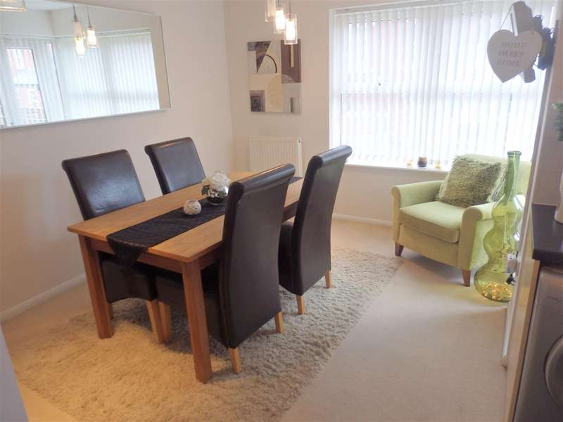 4 Bedrooms Town House for sale in Jubilee Close, Spennymoor