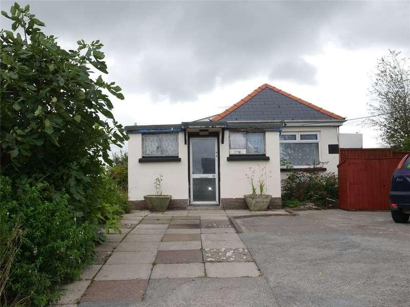 3 Bedrooms Detached Bungalow for sale in Preseli, Clynderwen, Pembrokeshire