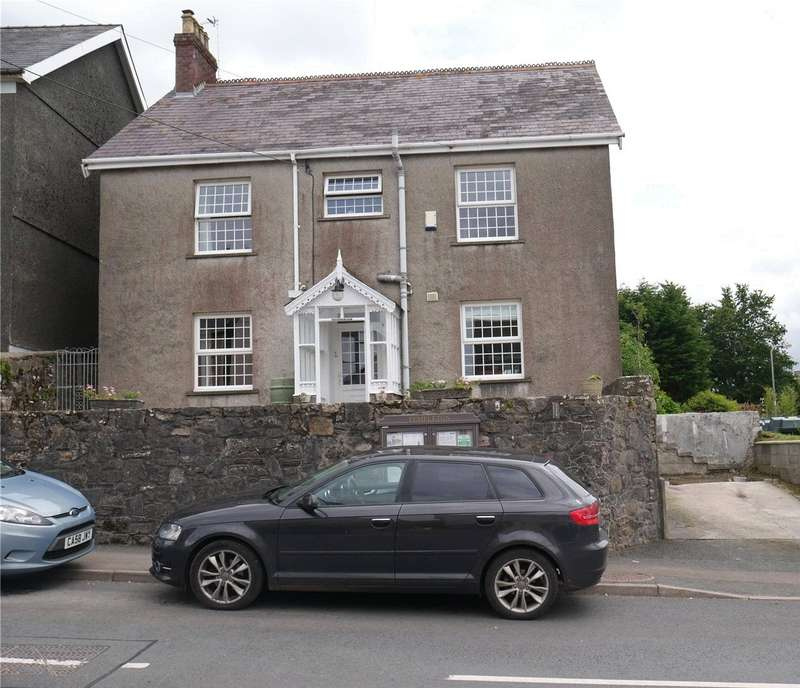 4 Bedrooms Detached House for sale in Lemington, Templeton, Narberth, Pembrokeshire