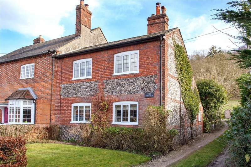 3 Bedrooms End Of Terrace House for sale in Stonor, Henley-on-Thames, Oxfordshire, RG9