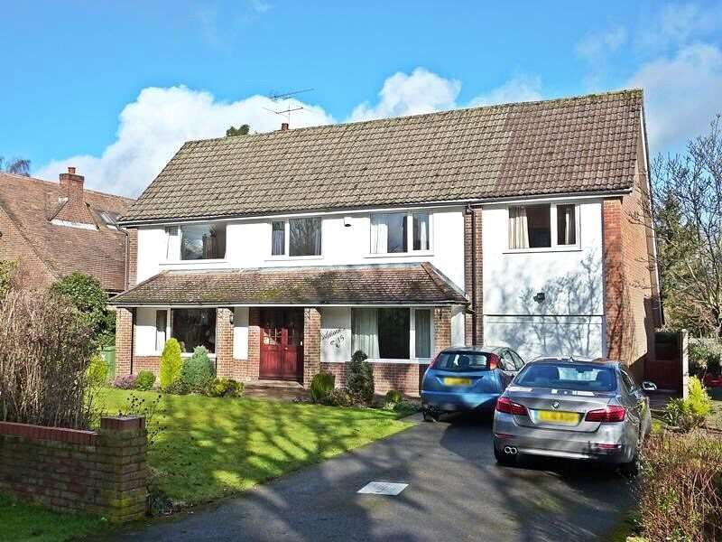 5 Bedrooms Detached House for rent in School Close, High Wycombe, Buckinghamshire, HP11