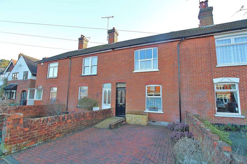 3 Bedrooms Terraced House for sale in Connaught Road, Brookwood, Woking, Surrey, GU24