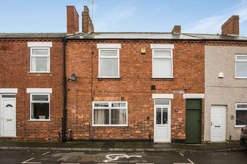 3 Bedrooms Property for sale in Abbott Street, Awsworth, Nottingham, NG16