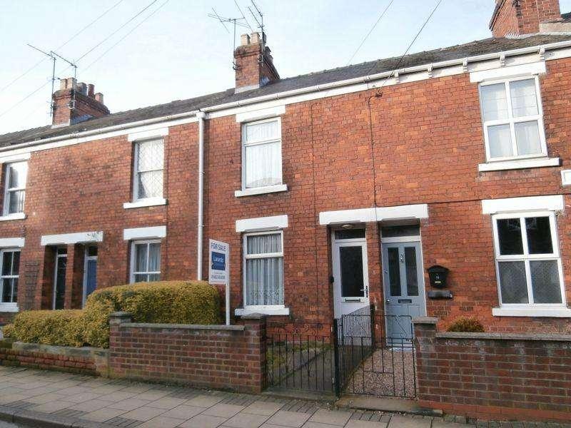 3 Bedrooms Terraced House for sale in Minster Moorgate, Beverley
