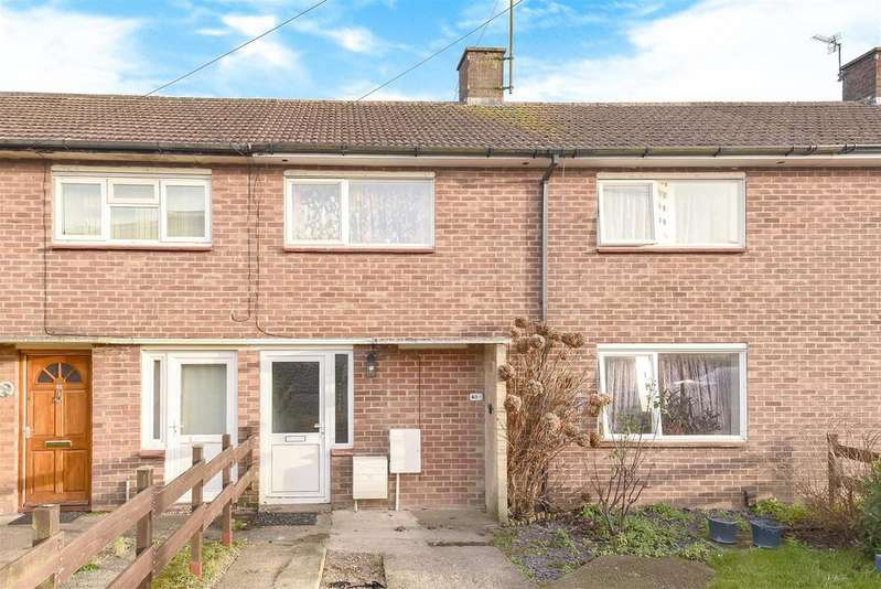 3 Bedrooms Terraced House for sale in Nuffield Road, Headington