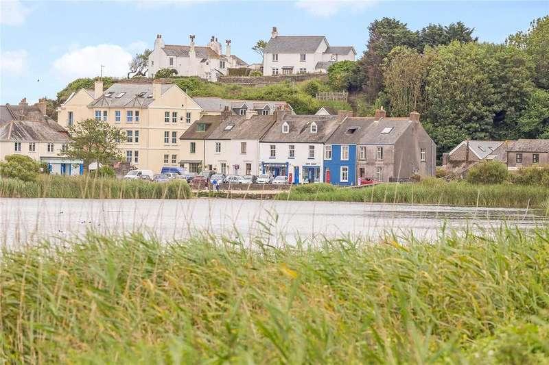 4 Bedrooms Terraced House for sale in Torcross, Kingsbridge, Devon